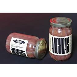 Anchoas del Cantábrico aceite de oliva 110gr